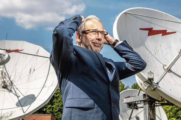 """Jean-Paul Philippot (RTBF): """"Je ne crois pas à la fin de la télé et de la radio, mais..."""""""