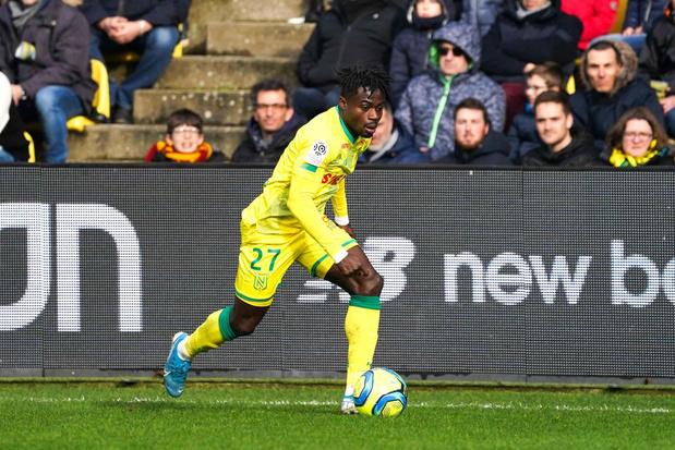 FC Nantes betaalt 5 miljoen euro voor Moses Simon