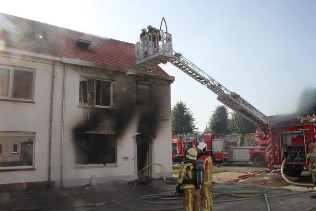 Man (26) riskeert 4 jaar voorwaardelijke celstraf voor brandstichting in eigen woning