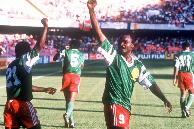 Flashback naar 8 juni 1990: hoe Kameroen Afrika deed dromen