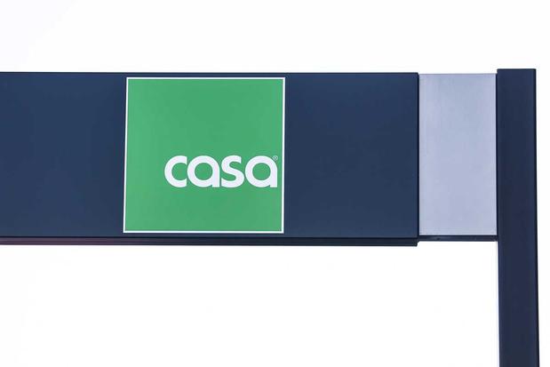 Winkelketen CASA vraagt gerechtelijke reorganisatie aan