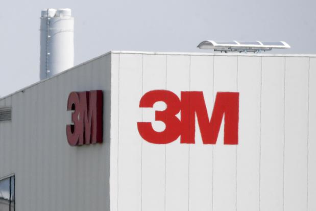 3M reageert voor het eerst op PFOS-affaire: 'Geen negatieve gezondheidseffecten voor werknemers Zwijndrecht'
