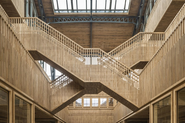 Maritiem Station in Brussel wint Europese Erfgoedprijs