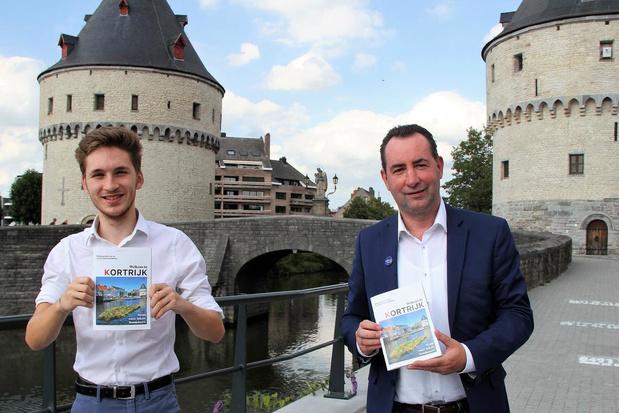 Vrijghem stelt nieuw Kortrijks magazine voor