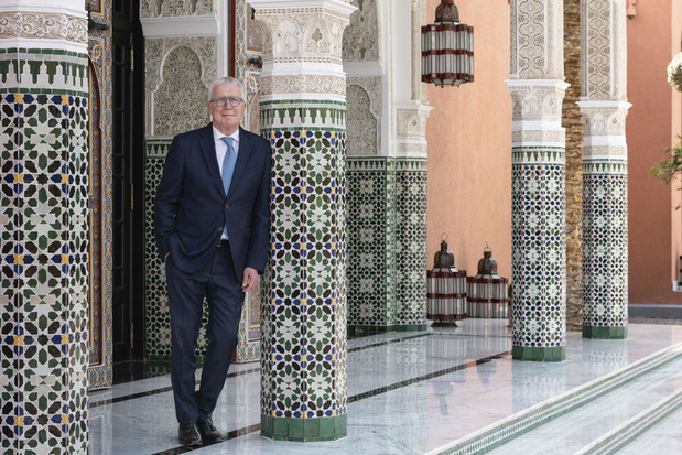 Pierre Jochem, manager van La Mamounia in Marrakech: 'Een luxehotel kan niet zonder enige rigueur'