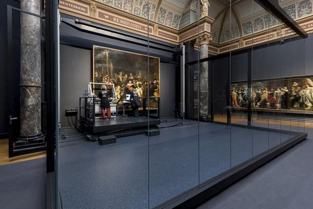 Rijksmuseum publiceert meest gedetailleerde afbeelding van de Nachtwacht ooit