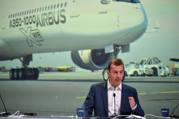 Airbus-topman: 'Angst om te vliegen tijdens corona is ongegrond'