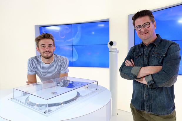Stef Poelmans en Donaat Deriemaeker brengen 'Vlaanderen Zingt' naar Ment TV