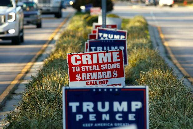 Meer dan 96 miljoen Amerikanen hebben reeds gestemd