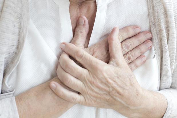 Belgische Cardiologische Liga waarschuwt voor negeren symptomen beroerte of hartaanval