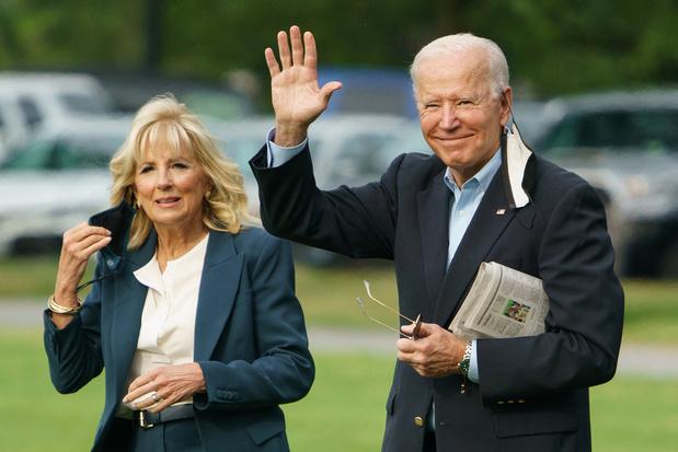 Amerikaanse president Biden is vertrokken naar Europa