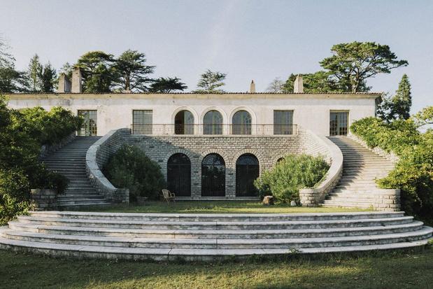 Biarritz: la légendaire villa Magnan