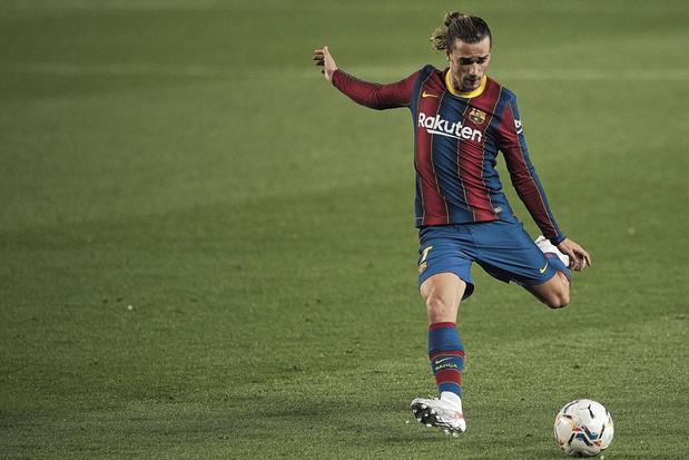 Griezmann naar Atletico Madrid, Barça huurt De Jong, Sporting-verdediger Mendes naar PSG