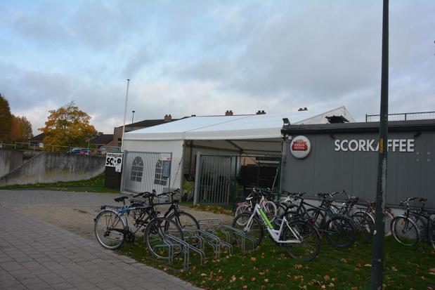 Buitenterras SC Oostrozebeke blijkt voorlopig nutteloze investering