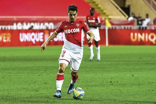 Ben Yedder, topschutter van AS Monaco: 'Een transfer naar Barcelona kon al veel eerder'