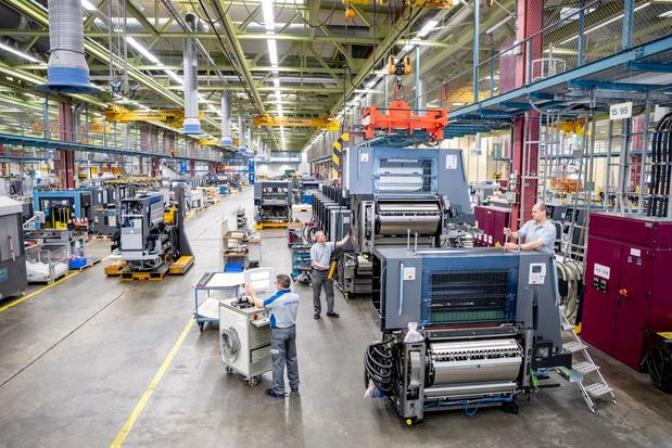 Heidelberg cueille les fruits de sa transformation globale