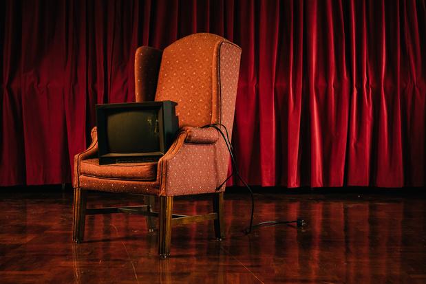'Ik wil nooit meer theater missen'
