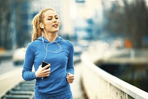 La musique pour courir plus vite