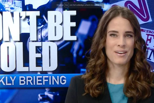 Christina Bobb, de verslaggever die geld inzamelt voor de hertelling in Arizona