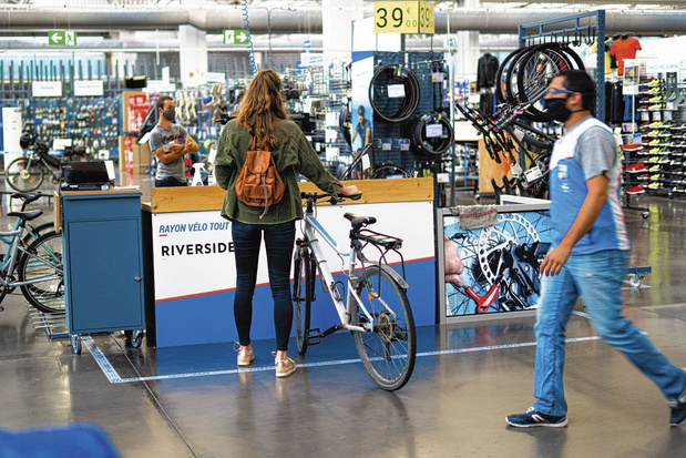 "Comment Decathlon se ""plateformise"""