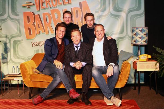 Studio 100 presenteert grootse musical 'Vergeet Barbara' met hits van Will Tura