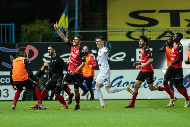 Waasland-Beveren degradeert naar 1B Pro League, Seraing na 25 jaar weer in eerste klasse