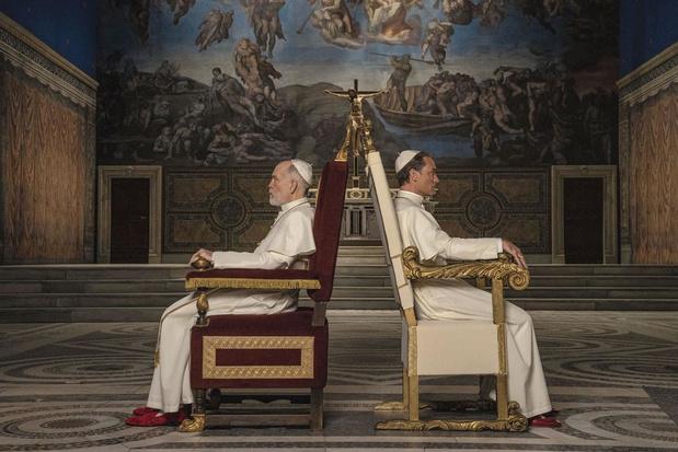 The New Pope, entre grâce et provocation