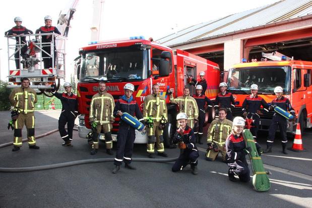 Jubilerende jeugdbrandweer in Pittem is levendiger dan ooit