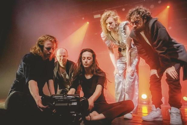 Op de set van de concertfilm van Fortress: 'Over iedere seconde is waanzinnig lang nagedacht'
