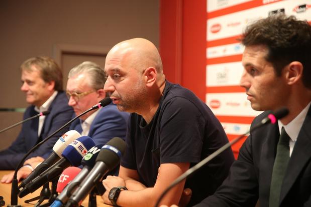 Moeskroen komt in handen van eigenaar van Lille, Da Cruz keert terug als coach