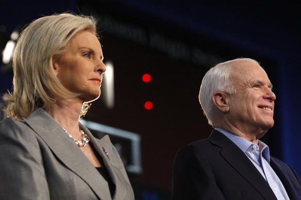 Trump haalt fel uit naar overleden Republikeinse senator John McCain
