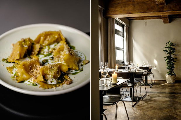Restaurant Nage in Antwerpen: een warme zaak met pretentieloos lekker eten