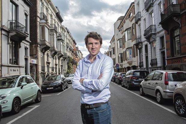 """Geoffroy Uyttenhove (Syndic4You): """"Sans la crise, je n'aurais pas pivoté si vite"""""""