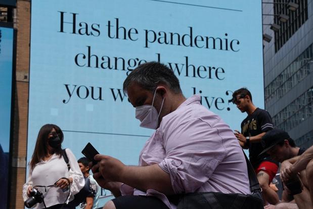 Coronablog:  New York verplicht volledige vaccinatie voor indooractiviteiten