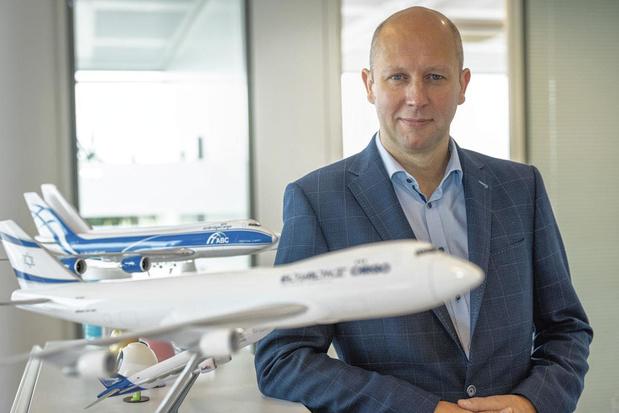 """Frédéric Jacquet, CEO ad interim de Liège Airport: """"L'emploi est aussi un critère de bien-être"""""""