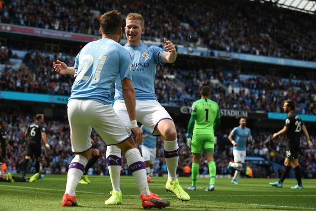 Wel boete maar geen Europese schorsing voor Manchester City