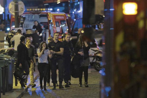 """Attentats de Paris: """"Ils ont été organisés en Belgique"""""""