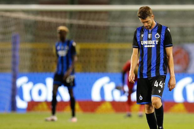 Club Brugge grijpt naast historische dubbel, Antwerp verdiende bekerwinnaar