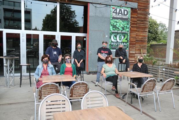Muziekclub 4AD verpopt tot 1.5 AD en organiseert muzikale zomerkampen