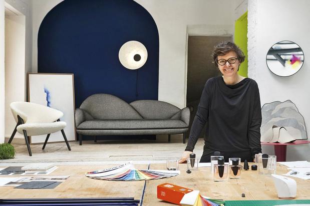 Designer Constance Guisset: 'Staan glunderen bij je eigen werk? Dat lijkt me gevaarlijk'