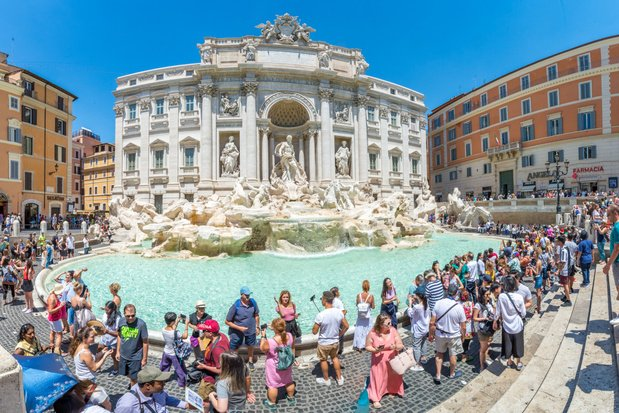 'Mondiaal toerisme kan dit jaar tot 80 procent terugvallen'