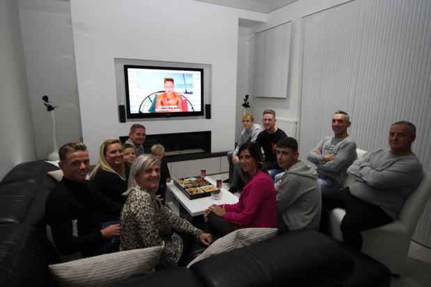 Oostendse familie ziet hoe Gianni met vriendin finale 'Love Island' haalt
