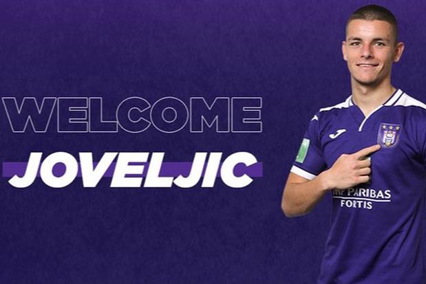 Drukke uurtjes bij Anderlecht: Joveljic en Pjaca in, Saelemaekers en Sanneh out