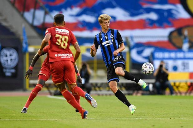 Match to watch: Antwerp-Club Brugge (WIN een truitje)