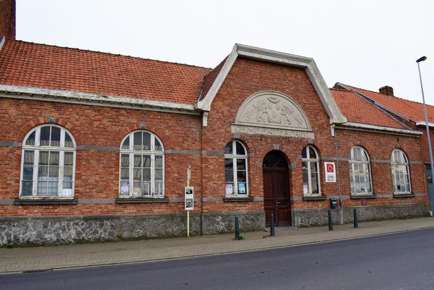 Oude gemeenteschool Beselare wordt jeugd- en cultuurcentrum