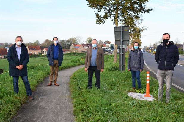 """Zonnebeke zet in op fietsinfrastructuur: """"Actiepunten worden straks concrete realisaties"""""""