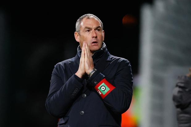 Cercle Brugge: als één man achter Paul Clement