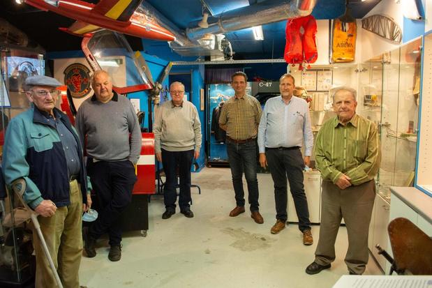 Vernieuwd FAS luchtvaartmuseum opent de deuren in Wevelgem