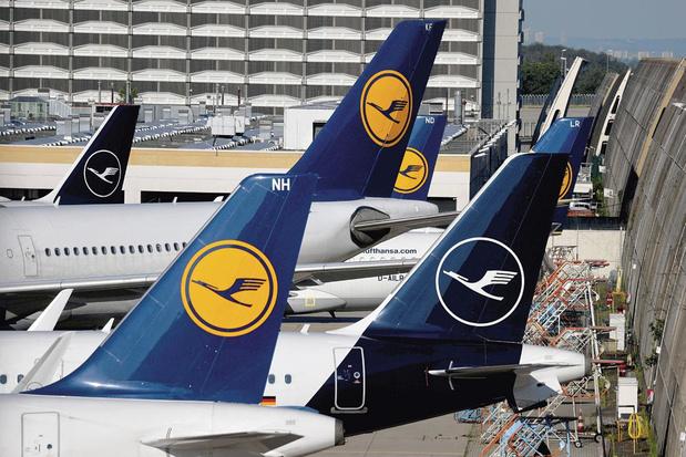 Vente de 5% de Lufthansa