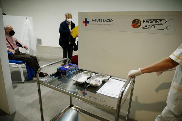 L'Italie approuve le vaccin Johnson & Johnson, le recommande aux plus de 60 ans